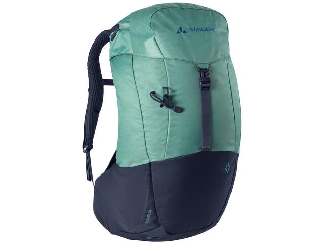 VAUDE Skomer 24 Backpack Women, nickel green